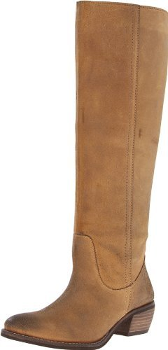 Diba Women's Pro Gress Riding Boot,Brown,7.5 M US