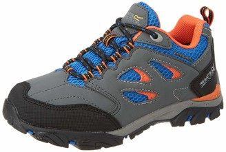 Regatta Unisex Kids' Holcombe Jnr Low Rise Hiking Boots