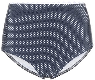 Karla Colletto Coco high-rise bikini bottoms