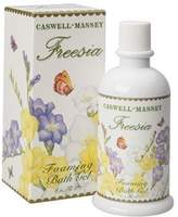 Freesia Caswell-Massey Foaming Bath Gel by