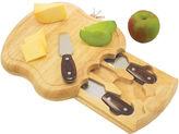 Picnic Time Apple Cheeseboard