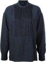 Joseph round neck blouse - women - Cotton/Linen/Flax - 38
