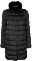 Herno classic puffer coat - women - Feather Down/Nylon/Polyamide/Goose Down - 40