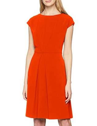 Rene Lezard Women's E027s7454 Dress,(Size: 38)