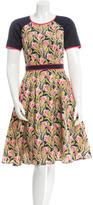 Jason Wu Floral Print Silk Dress w/ Tags
