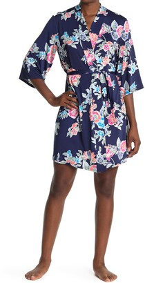 Josie Short Kimono Sleeve Robe