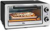 Elite Cuisine Maxi-Matic 4-Slice Stainless Steel Toaster Oven Broiler