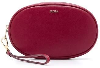 Furla oval beauty case