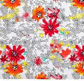 Floral Pop Crib Skirt