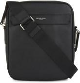 Michael Kors Owen leather messenger bag