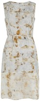AllSaints Fleur Check Dress
