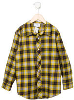 Baby CZ Boys' Plaid Shirt w/ Tags