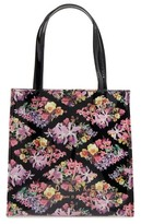 Ted Baker Lost Gardens Small Icon Tote - Black