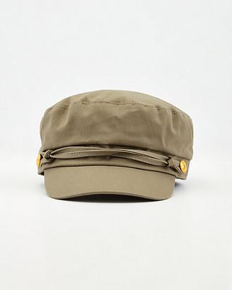 Le Château Cotton Poorboy Hat