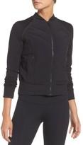 Zella Women's Wear It Out Bomber Jacket