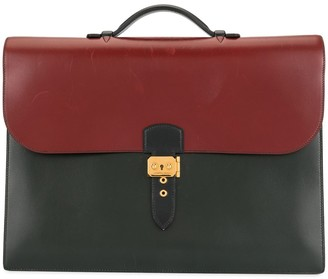 Hermes Pre-Owned Sac A Depeche 41 business handbag