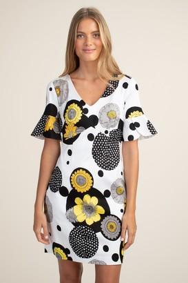 Trina Turk Daffodil Dress