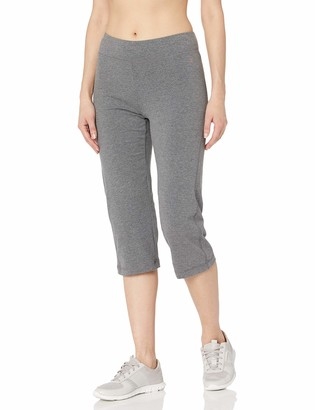 Danskin Women's Everyday Basic Capri