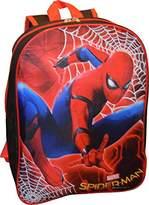 "Spiderman Marvel 15"" School Bag Backpack"