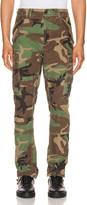 Polo Ralph Lauren Slub Cotton Canvas Pants in Surplus Camo   FWRD