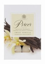 Price's Prices Fragrance Tealights x 6 Sweet Vanilla