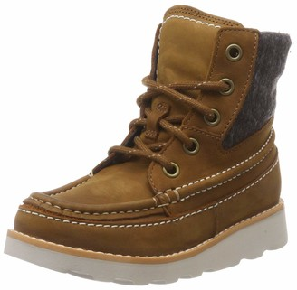 Clarks Crown Spirit Boys' Ankle Boots