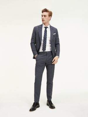 Tommy Hilfiger TH Flex Check Suit