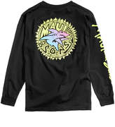 Maui and Sons Men's Mano Graphic Long-Sleeve T-Shirt