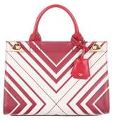 Anya Hindmarch Ephson Mini Diamonds Satchel