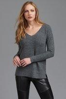 Dynamite Long Sleeve V-Neck Sweater
