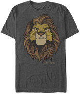 Fifth Sun Charcoal Heather 'The Lion King' Tee - Men's Big