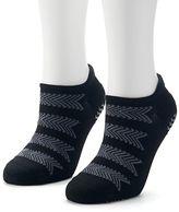 adidas Women's 2-pk. Studio climalite No-Show Socks