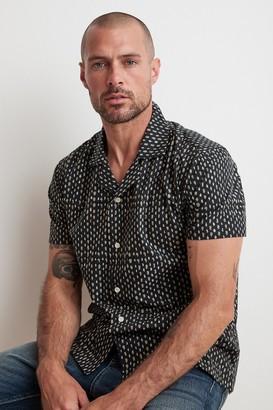 Velvet by Graham & Spencer Franco Printed Button-Up Shirt