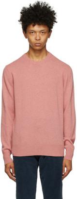 DOPPIAA Pink Wool Appio Sweater