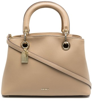 DKNY Tonny leather tote bag