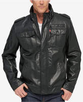 Levi's Men's Vintage Sherpa-Lined Faux-Leather Jacket