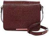 Orla Kiely Textured Leather Mini Ivy Bag