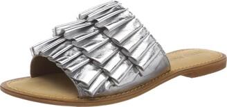 Vero Moda Women's VMTHEA Leather Sandal Loafer