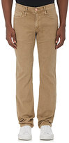 Earnest Sewn MEN'S COTTON-BLEND TWILL TROUSERS