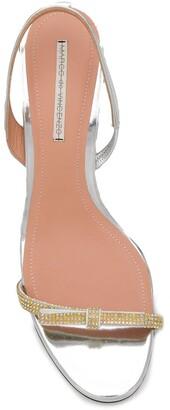 Marco De Vincenzo Slingback Sandals