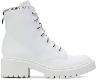 Kenzo Pike Eye boots