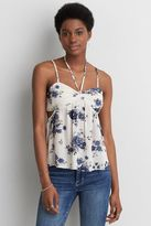 American Eagle Outfitters AE Cutout Convertible Cami