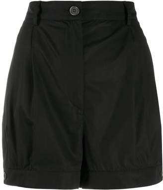 Prada garbadine shorts