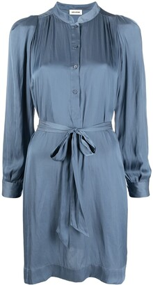 Zadig & Voltaire Retouch satin dress