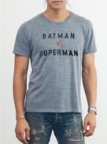 Junk Food Clothing Batman V Superman Tee-steel-xl