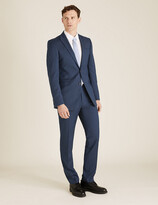 Marks and Spencer Slim Fit Jacket with Stretch