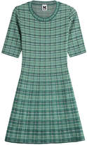 M Missoni Plaid Knit Dress