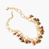 J.Crew Magnolia link necklace