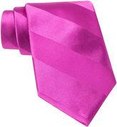 JCPenney Stafford Bond Tonal Silk Tie