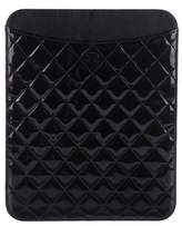 Chanel Quilted iPad Case